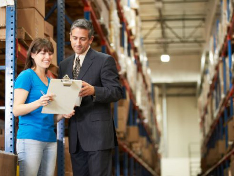 ISO 9001 logistiek lean 5s kaizen management