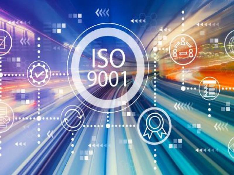 ISO9001 Uitgelicht